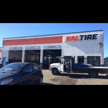 Kal Tire - Tire Retailers - 604-597-8826