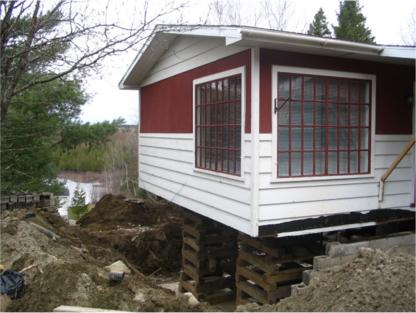 Élévations & Constructions D.L. inc. - Building & House Movers