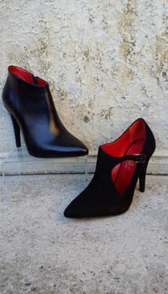 Kalena Italian Shoe Outlet - Shoe Stores - 604-929-7400