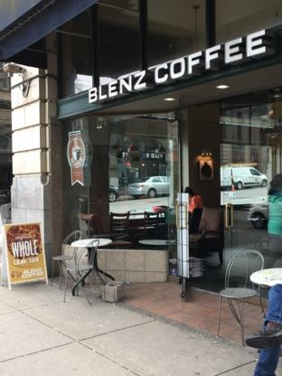 Blenz Coffee - Coffee Shops - 604-689-1431