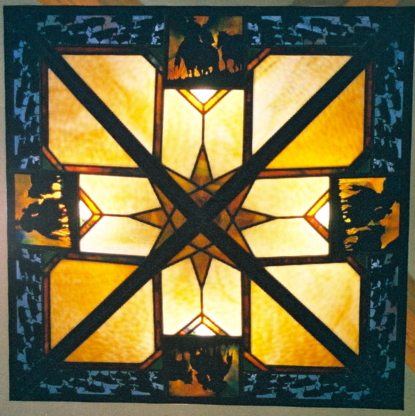 Rubaiyat Stained Glass Studio - Leaded & Stained Glass - 403-228-6549