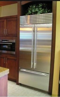 Ottawa Refrigerator Repair - Service et vente de réfrigérateurs et de congélateurs