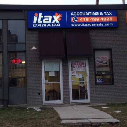 Itax Canada Inc - Financial Planning Consultants