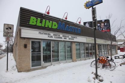 Blind Master - Window Blind Cleaning & Repair - 204-697-4857