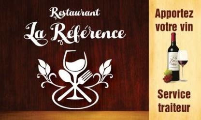 Restaurant la Référence - Crêperies - 514-328-7679