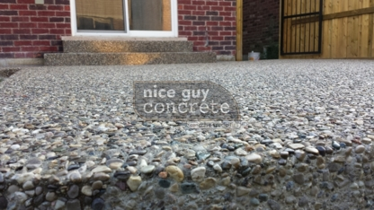 Nice Guy Concrete - Concrete Contractors - 289-803-2615
