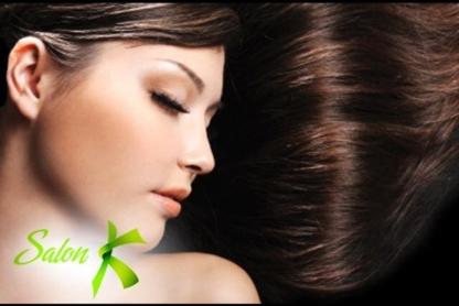 Salon K - Salons de coiffure et de beauté