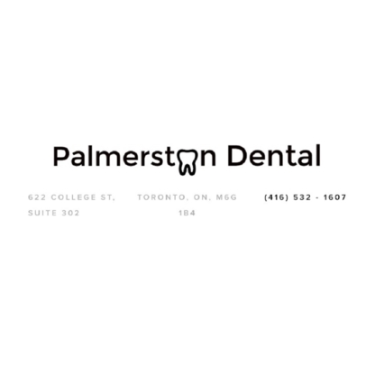Palmerston Dental - Dentists - 416-532-1607