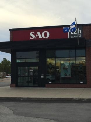 SAQ Express - Boutiques de boissons alcoolisées - 450-671-6099