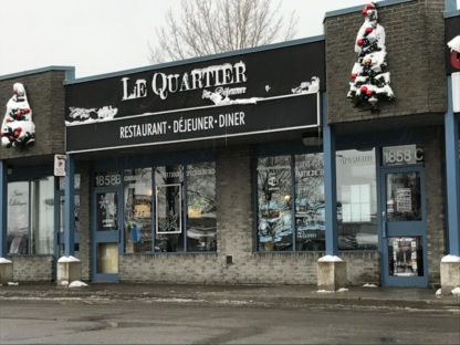 Quartier Dejeuner Le - Restaurants