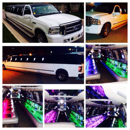 Airport and Luxury Limousine Service - Limousine Service - 416-879-3400
