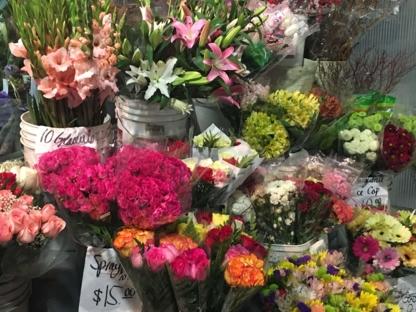 Fleuriste Chez Louisette - Fleuristes et magasins de fleurs - 514-933-9225