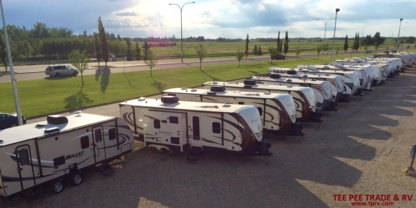 Tee Pee Trade & RV Centre - Recreational Vehicle Dealers - 780-672-9298