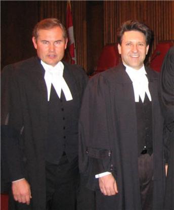 Dale Wm Fedorchuk QC - Lawyers - 403-609-2060