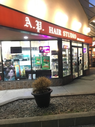 AP Hair Studio - Hairdressers & Beauty Salons - 604-231-8989