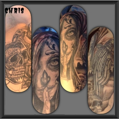 Six Points Tattoo Parlour - Tattooing Shops - 902-880-6363