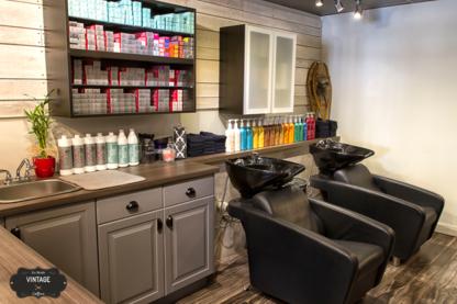 En Mode Vintage - Salons de coiffure et de beauté - 450-932-3277