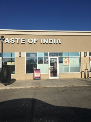 Taste of India CreekSide - Indian Restaurants - 403-205-2626