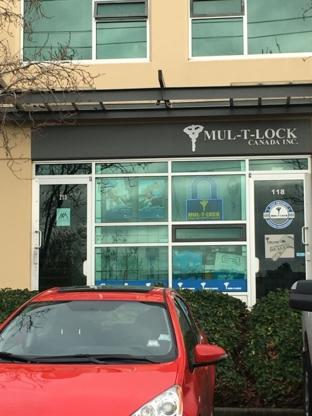 Mul-T-lock Canada Inc - Locksmiths' Equipment & Supplies