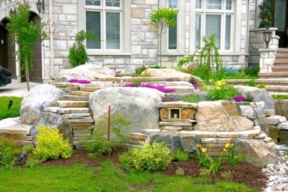 Aménagement Paysager Stone Edge - Paysagistes et aménagement extérieur - 514-781-7441