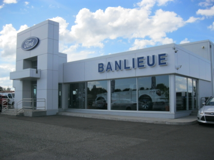 Banlieue Ford Inc - Auto Repair Garages