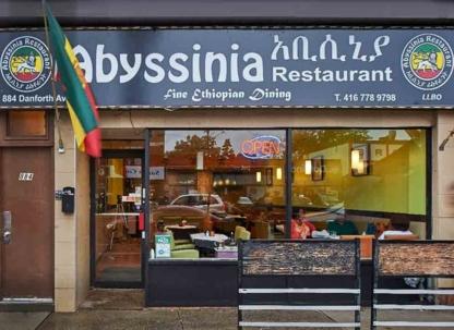 Abyssinia Ethiopian Restaurant - Restaurants - 416-778-9798
