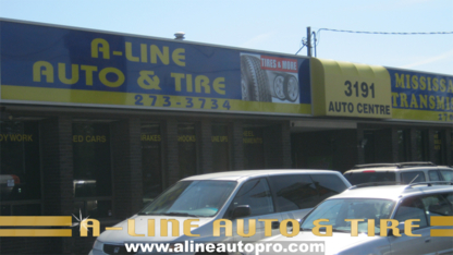A-Line Automotive (Mississauga) Co Ltd - Car Repair & Service - 905-273-3734