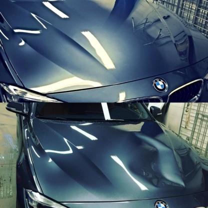 Dent Doctor Paintless Dent Removal - Réparation de carrosserie et peinture automobile - 416-518-3368