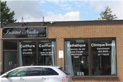 Institut Nadia - Extensions de cils - 819-874-0919