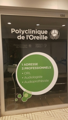 Polyclinique de l'Oreille - Audiologistes - 514-697-4324