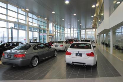 BMW Ville de Québec - New Car Dealers - 418-681-5000