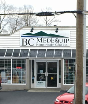 BC Medequip - Fournitures et matériel médical - 778-355-1180