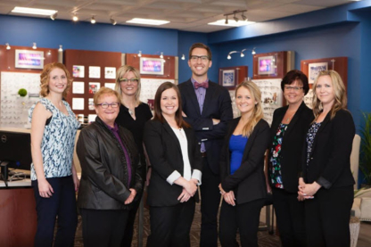 Fort Saskatchewan Eyecare - Optometrists - 780-589-2229