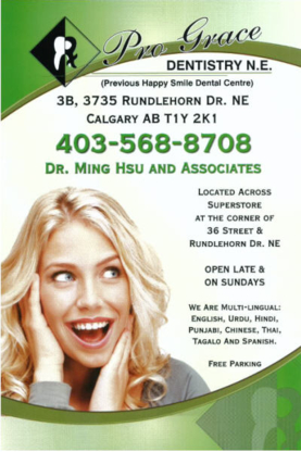 Pro-Grace Dentistry - Teeth Whitening Services