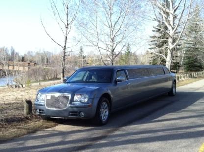 A Limo & Sedan Service - Service de limousine