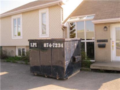 Conteneurs LPI Québec - Bacs et conteneurs de déchets - 418-874-7234