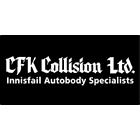 CFK Collision Ltd - Réparation de carrosserie et peinture automobile
