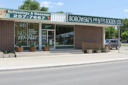 Borowski's Health Shop & Day Spa Ltd - Beauty & Health Spas - 204-257-7667