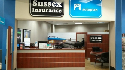 Sussex Insurance - Insurance Agents & Brokers - 604-864-6111