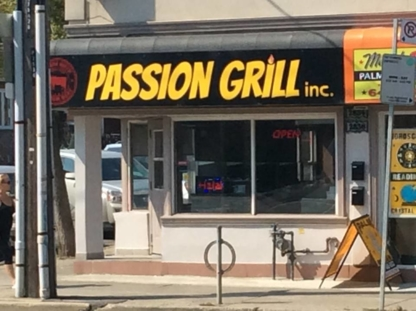 Passion Grill Inc - Restaurants - 647-748-7774