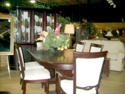 Total Home Consignment - Boutiques de vente en consignation - 613-746-5004