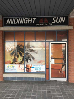Midnight Sun - Salons de bronzage - 613-727-0646