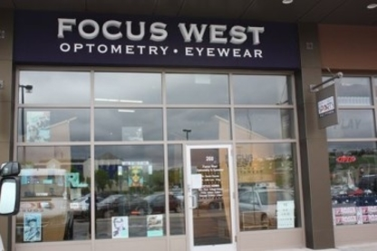 Focus West Optometry - Optometrists