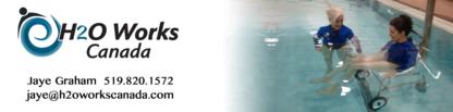 H2O Works Canada - Rehabilitation Services - 519-820-1572