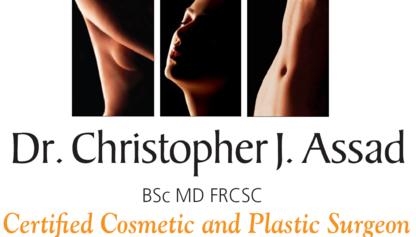 Dr Christopher J Assad - Cosmetic & Plastic Surgery - 905-315-9994