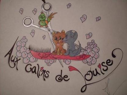 Les Câlins de Louise Gosselin - Toilettage et tonte d'animaux domestiques