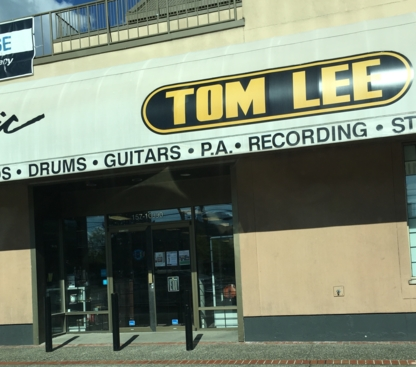 Tom Lee Music - Musical Instrument Stores - 604-588-3200