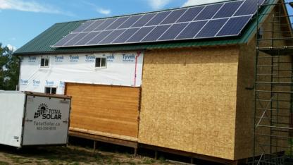 Total Solar - Systèmes et matériel d'énergie solaire