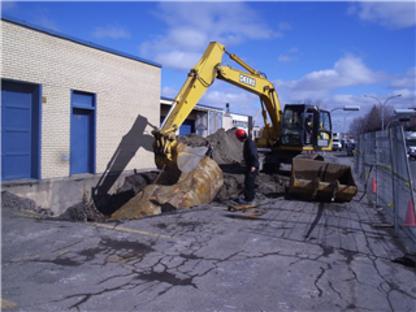 Entreprises Pavco Inc - Installation et enlèvement de réservoirs - 514-482-7999