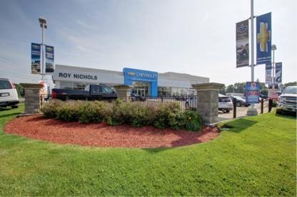Roy Nichols Motors Ltd - Auto Repair Garages